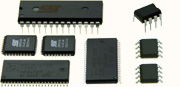 Picture:  Components / Chips