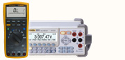 Picture:  Digital Multimeter